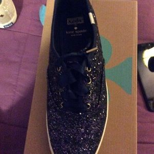 Worn once kate sspade sneakers